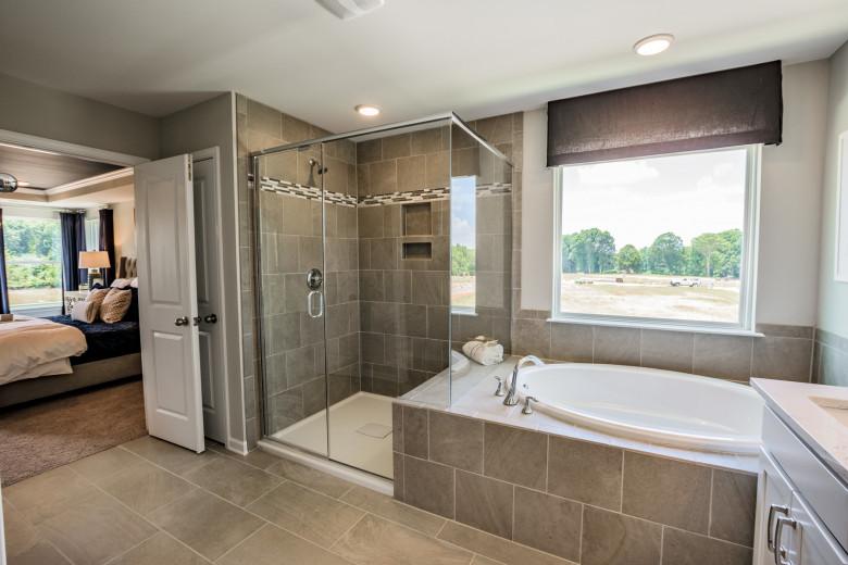 Cypress Owner's Bath